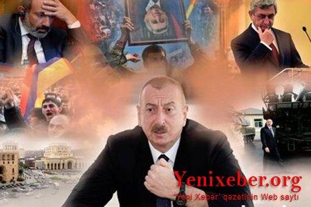 Azərbaycanın zəfərində üç tarixi mərhələ: