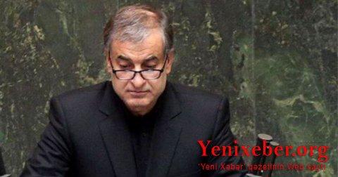 İranlı deputat Naxçıvan dəhlizindən qorxur
