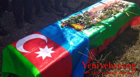 Azərbaycan Ordusunun şəhid hərbçisi  -
