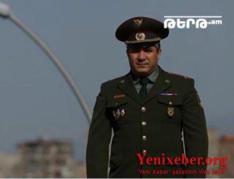 Məhv edilən erməni polkovnik Azərbaycan dilində danışırmış -