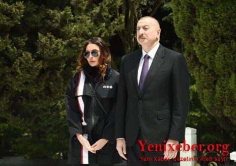 Prezident İlham Əliyev  -