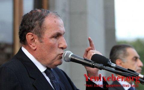 Ermənistanda qanlı qarşıdurma olacaq-