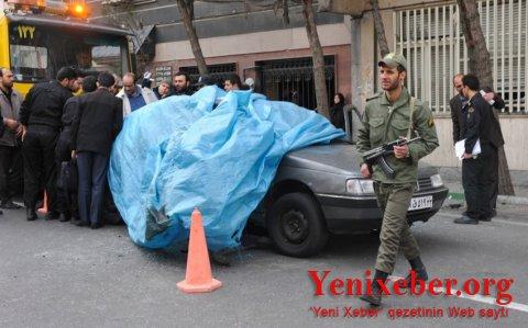 İranda bu şübhəlilər saxlanılıb-