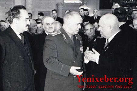 Jukovun Xruşovu qəzəbləndirən təklifi: