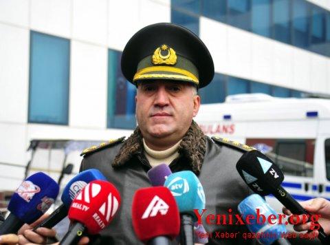 159 hərbi tibb işçisi yaralanıb-