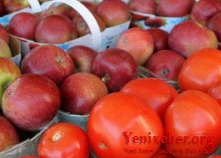 Rusiya alma və pomidora qadağanı niyə aradan qaldırdı? -