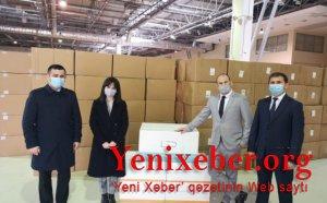 İsrail Azərbaycana tibbi-humanitar yardım göndərdi-