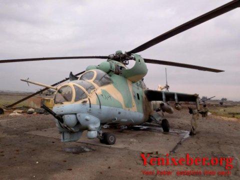 Pakistanda hərbi helikopter qəzası-