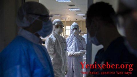 Ermənistanda koronavirusa yoluxma sürətlə artır