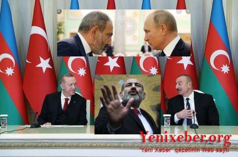 Ermənistan Türkiyə ilə sürpriz müqavilə imzalayacaq: