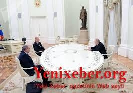 """Putin Paşinyanın """"padşahlıq"""" müddətini uzatdı -"""