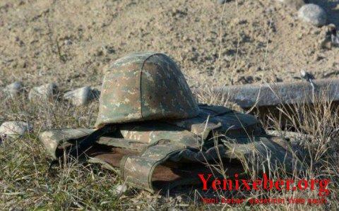Qarabağ bölgəsində itkin erməni hərbçilərin meyitləri aşkarlandı