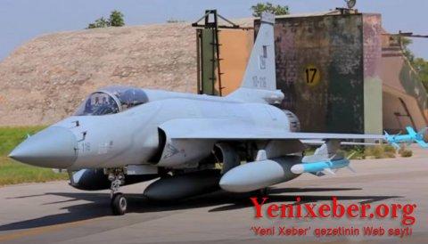 Azərbaycan tezliklə JF-17 qırıcılarını alacaq-