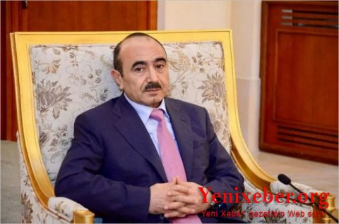 Əli Həsənovdan açıqlama: