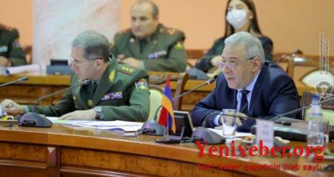 Ermənistanın yeni nazir müavini almaz oğrusu çıxdı