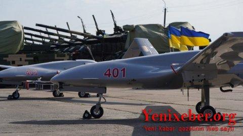 Ukraynanın türk PUA-sına ümidləri: -