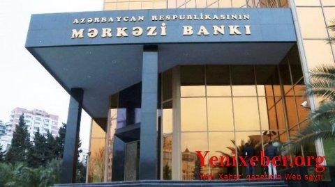 Azərbaycan Mərkəzi Bankı:  -
