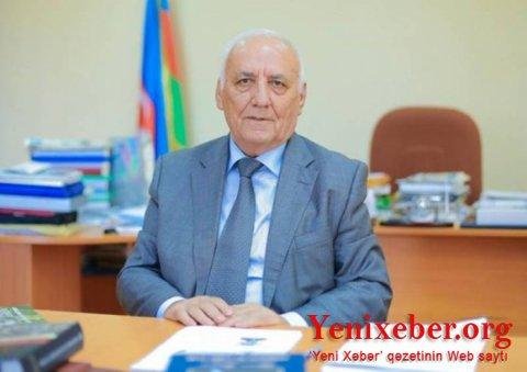 Yaqub Mahmudov Ramiz Mehdiyevin müşaviri oldu