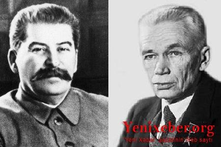 Stalinin həkimlərə inamını puç edən Boqomolets–