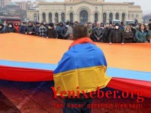"""Ermənistan müxalifəti """"əsas problem""""dir-"""