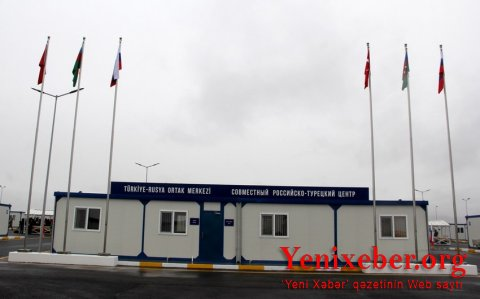 Türkiyə-Rusiya Birgə Monitorinq Mərkəzinin açılış mərasimi keçirilib-