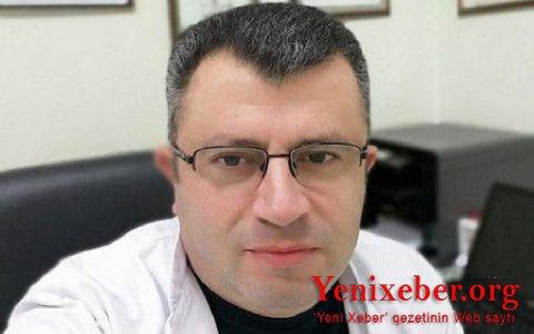 Cəlilabad Rayon Mərkəzi Xəstəxanasının baş həkimindən şikayət:
