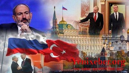 Kreml Ermənistana