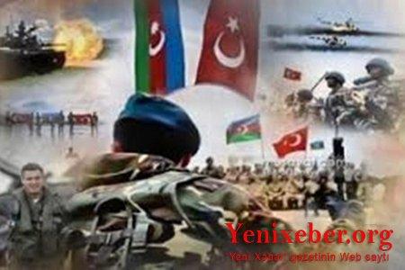 Azərbaycan və Türkiyə bir daha savaş mesajı verdi: