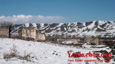 Qubadlının Qaralar kəndi -