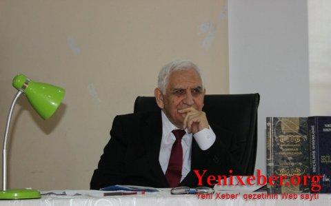 """Nəriman Həsənzadə """"İstiqlal"""" ordeni ilə təltif edildi-"""
