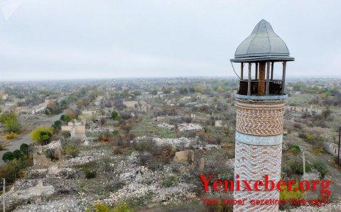 Ermənilər 286 kitabxana, 327 mədəniyyət evi, 19 muzeyi tamamilə dağıdıblar -