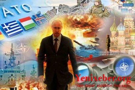 NATO Rusiyanı savaşla hədələyir: