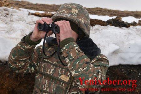 """Qarabağdakı """"erməni ordusu""""nun miskin durumu-"""