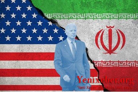 Bayden gah İranla barışır, gah da... -