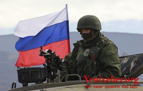 Rus qoşunları Zəngəzura doğru: