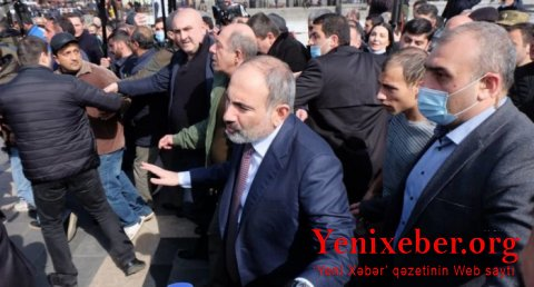 Polis zabitləri də Paşinyana qarşı çıxdı
