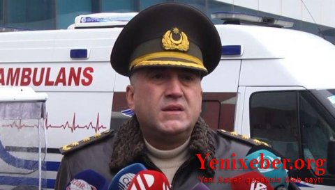 Polkovnik Elxan İbrahimov vəzifəsindən azad edildi -