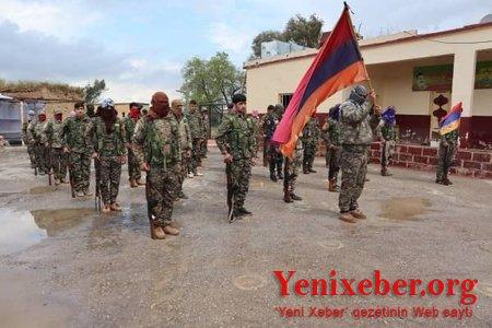 SENSASİYA: Ermənistan yeni terror təşkilatı YARATDI VƏ XANKƏNDİDƏ...-