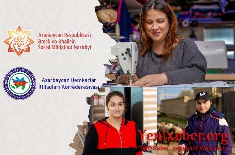 Özünüməşğulluğun təşkilinə Həmkarlar İttifaqları Konfederasiyası  -