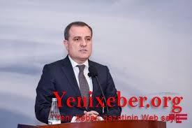 Ceyhun Bayramov Türkiyəyə başsağlığı verib