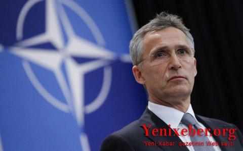 NATO da Türkiyəyə başsağlığı verdi-
