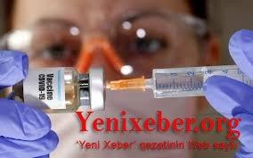 Dünya əhalisinin 75 faizinin vaksinasiyasına 4,5 il lazımdır