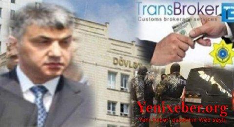 """Gömrüyün """"monopoliya əfsanəsi""""  Əbülfəz Məlikov yenidən iş başındadır?!-"""