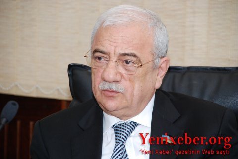 AHİK sədri, millət vəkili Səttar Möhbalıyev -