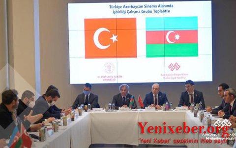 Azərbaycan və Türkiyə birgə seriallar çəkəcək-