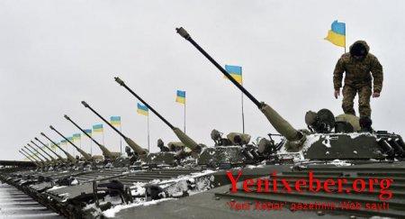 Kiyev müharibəyə hazırlaşır  -