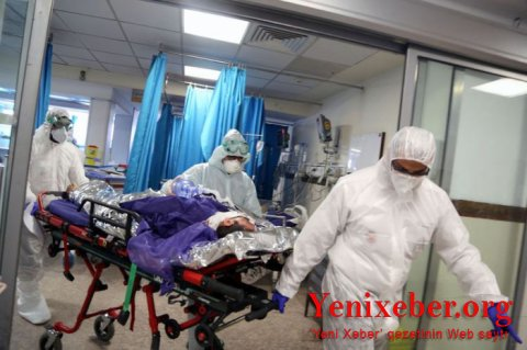 Qonşu ölkədə koronavirusdan  99 nəfər ölüb-