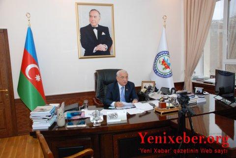 AHİK-in İcraiyyə Komitəsinin iclası keçirilib-