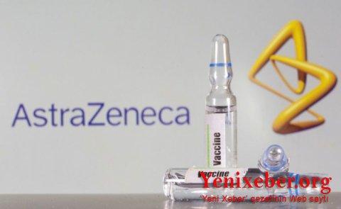 """Qonşu ölkə 43 min doza """"AstraZeneca"""" vaksini aldı"""