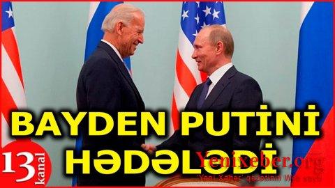 Putin Baydeni canlı yayımda debata çağırdı-